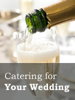 Catering for your wedding